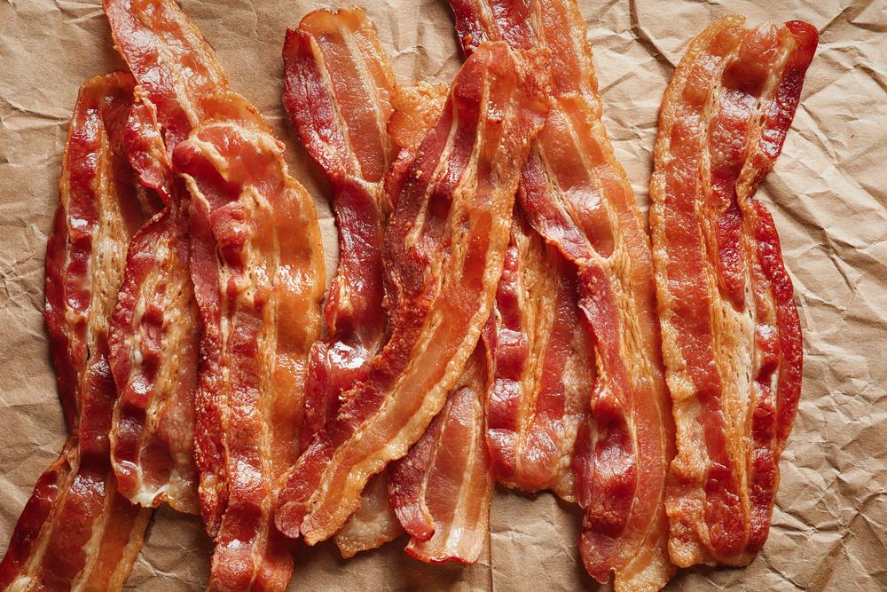Bacon i ovn