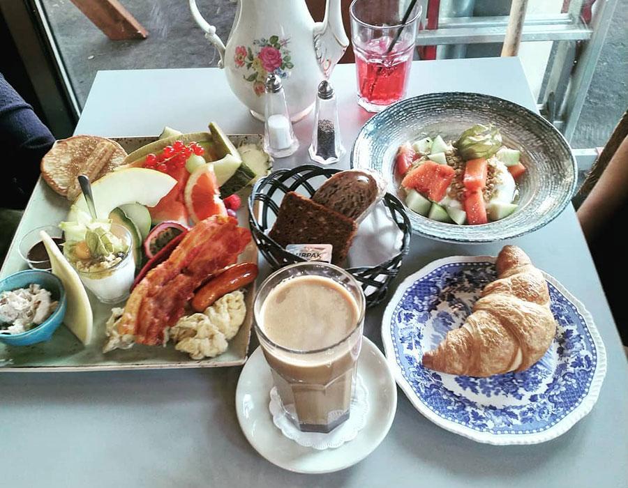 Cafe sirius brunch nørrebro